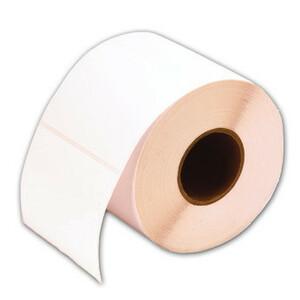 DTM Multipurpose Label - 101.60 mm x 203.20 mm Length - Rectangle - Inkjet - Paper - 325 / Roll