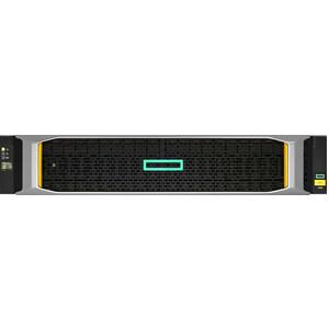 Sistema de almacenamiento DAS HPE 2060 - 24 x Total de compartimientos - 2U Montable en bastidor - 12Gb/s SAS - 12Gb/s SAS