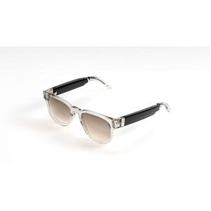 Fauna Spiro Smart Glasses - Ear Wearable - Transparent Brown - Music Player - Bluetooth - Bluetooth 5.0 - Music, Communica