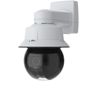 AXIS Q6315-LE 50 HZ Outdoor HD Network Camera - Colour - Dome - H.264 (MPEG-4 Part 10/AVC), H.265 (MPEG-H Part 2/HEVC), MJ