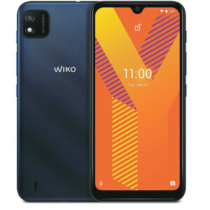 """Smartphone Wiko Y62 16 GB - 4G - 15,5 cm (6,1"""") LCD HD+ 1560 x 720 - Quad core (4 Core) 1,80 GHz - 1 GB RAM - Android 11 ("""