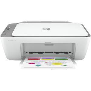 Stampante multifunzione a getto di inchiostro HP Deskjet 2720e Wireless - Colore - Cemento - Fotocopiatrice/Stampante/Scan