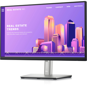 """Dell P2222H 54.6 cm (21.5"""") Full HD WLED LCD Monitor - 16:9 - 558.80 mm Class - In-plane Switching (IPS) Technology - 1920"""