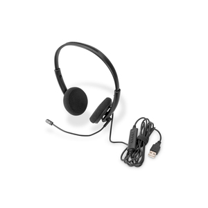 ASSMANN Electronic DA-12203. Product type: Headphones, Wearing style: Head-band, Recommended usage: Office/Call center. Co