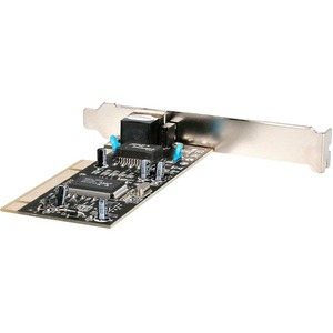 StarTech.com Ethernet Network adapter card - PCI - EN, Fast EN, Gigabit EN - 10Base-T, 100Base-TX, 1000Base-T - PCI - 1024