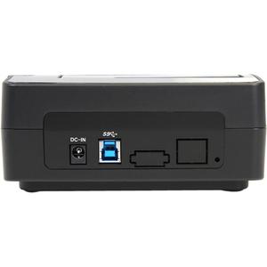 StarTech.com SuperSpeed USB 3.0 to SATA Hard Drive Docking station for 2.5/3.5 HDD - HDD Docking station - SATA Dock - 1 x