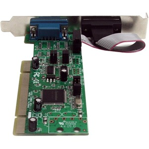 2 Port PCI RS422/485 Serial Adapter Card with 161050 UART - Universal PCI - PC - 2 x Number of Serial Ports External