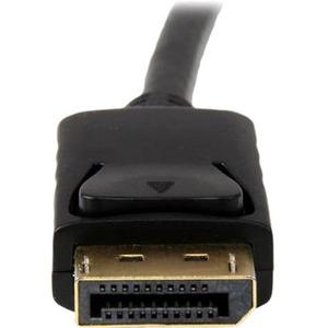 StarTech.com Cable 91cm de Vídeo Adaptador Conversor DisplayPort DP a VGA - Convertidor Activo - 1080p - Negro - Extremo p