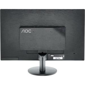 "Monitor LCD AOC Value-line M2470SWH 59,9 cm (23,6"") Full HD LED - 16:9 - Negro - 1920 x 1080 - 250 cd/m² - 5 ms - HDMI - VGA"