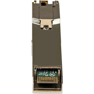 StarTech.com Módulo Transceptor SFP Compatible con Cisco GLC-T - 1000BASE-T - Para Redes de datos - Par trenzadoGigabit Et