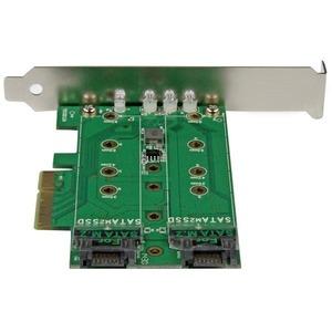 StarTech.com M.2 to PCI Express Adapter - TAA Compliant