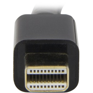 StarTech.com 5 m HDMI/Mini DisplayPort A/V Cable for Projector, Ultrabook, Audio/Video Device, Workstation, Notebook, MacB