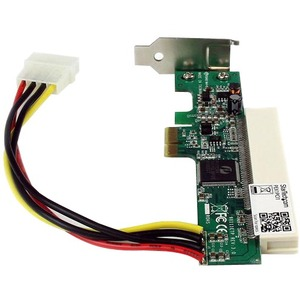 PCI Express to PCI Adapter Card - PCIe to PCI Converter Adapter with Low Profile / Half-Height Bracket (PEX1PCI1)