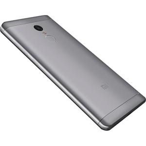 "Xiaomi Redmi Note 4 32 GB Smartphone - 14 cm (5.5"") LCD Full HD 1920 x 1080 - 3 GB RAM - Android 6.0 Marshmallow - 4G - Da"