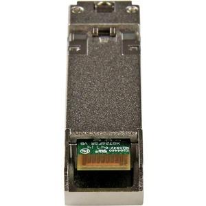 StarTech.com MSA Uncoded SFP+ Module - 10GBASE-SR - 10GE Gigabit Ethernet SFP+ 10GbE Multi Mode Fiber (MMF) Optic Transcei