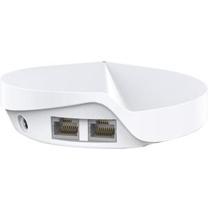 Punto de acceso inalámbrico TP-Link Deco M5 - IEEE 802.11ac - 5GHz, 2.40GHz - Tecnología MIMO - 2 x Red (RJ-45) - Gigabit