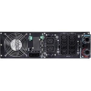 Eaton 9SX Dual Conversion Online UPS - 1 kVA/900 W - 2U Rack-mountable - 230 V AC Input - 6 x IEC 60320 C13