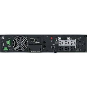 CyberPower UPS Systems OL3000RTXL2UN Smart App Online -  Capacity: 3000 VA / 2700 W - CyberPower OL3000RTXL2UN 3KVA Online