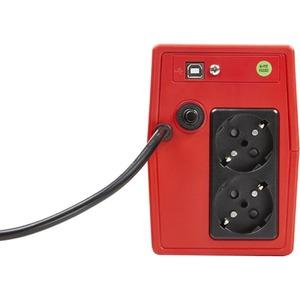 SAI de línea interactiva Salicru SPS ONE SPS 500 ONE - 500 VA/240 W - Torre - AVR - 6 Hora(s) Tiempo de Recarga de Batería