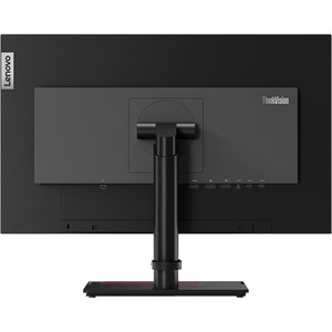 THINKVISION P24Q-20 23.8IN QHD(16:9) HT ADJUST TILT SWIVEL PIVOT IN(HDMI+DP+USB-B) OUT(DP+AUDIO) CABLES(DP+USB-A TO USB-B)