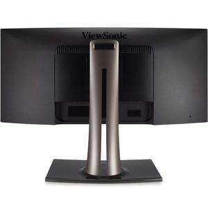 "Viewsonic VP3481 86.4 cm (34"") WQHD Curved Screen LED LCD Monitor - 21:9 - 863.60 mm Class - Multi-domain Vertical Alignme"