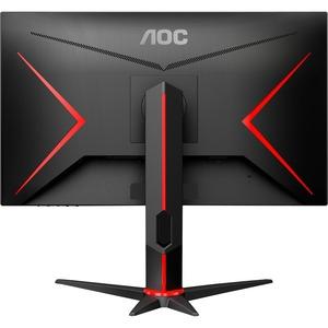 "Monitor LCD da gaming AOC 27G2U/BK 68,6 cm (27"") Full HD WLED - 16:9 - Nero - 685,80 mm Class - Tecnologia In-plane Switch"