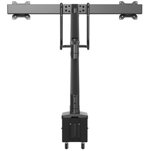 """StarTech.com Desk Mount for Monitor - Black - Yes - 2 Display(s) Supported - 43.2 cm to 81.3 cm (32"""") Screen Support - 15."""