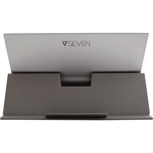 "Monitor de pantalla táctil LCD V7 L156TCH-1G - 39,6 cm (15,6"") - 16:9 - 15 ms - 406,40 mm Class - 10 Point(s) Pantalla Mul"