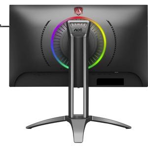 "AOC AGON AG273QXP 68.6 cm (27"") WQHD WLED Gaming LCD Monitor - 16:9 - Black - 685.80 mm Class - Nano In-plane Switching (N"