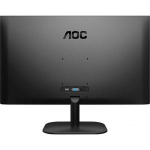 "Monitor LCD AOC 27B2DA 68,6 cm (27"") Full HD WLED - 16:9 - Negro - 685,80 mm Class - Tecnología de Conmutación in-Plane (I"