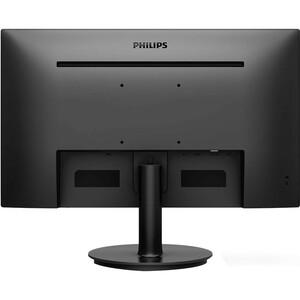 "Monitor LCD Philips 222V8LA 54,6 cm (21,5"") Full HD WLED - 16:9 - Nero tessuto - 558,80 mm Class - Vertical Alignment (VA)"