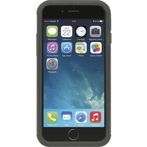 MOBILIS Bumper Rugged Case for Apple iPhone SE 2, iPhone 6s, iPhone 6, iPhone 7, iPhone 8 Smartphone - Black - 1 - Shock P