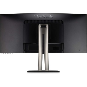 "Viewsonic VP3481A 86.4 cm (34"") WQHD+ Curved Screen LED LCD Monitor - 21:9 - 863.60 mm Class - Multi-domain Vertical Align"