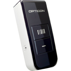 Opticon PX20 Handheld Barcode Scanner - Wireless Connectivity - Black - USB Cable Included - 1D, 2D - CMOS - Bluetooth