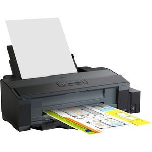 Epson L L1300 Desktop Inkjet Printer - Colour - 30 ppm Mono / 17 ppm Color - 5760 x 1440 dpi Print - Manual Duplex Print -