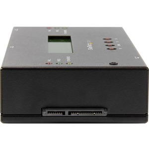 StarTech.com 1:1 Standalone Hard Drive Duplicator and Eraser for 2.5 / 3.5in SATA and SAS Drives - HDD/SSD Cloner and Eras