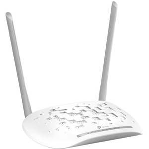 Modem/Router wireless TP-Link TD-W8961N - IEEE 802.11n - ADSL2+ - 2,48 GHz ISM band - 2 x Antenna(2 x Esterno) - 37,50 MB/