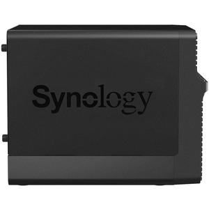 Synology DiskStation DS420j 4 x Total Bays SAN/NAS Storage System - Realtek Quad-core (4 Core) 1.40 GHz - 1 GB RAM - DDR4
