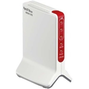 Modem/Router wireless FRITZ! FRITZ!Box 6820 - IEEE 802.11n - Cellulare - 4G - LTE 800, LTE 850, LTE 900 - LTE, UMTS, HSPA+