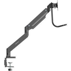 "StarTech.com Desk Mount Dual Monitor Arm - Ergonomic VESA Mount 32"" (17.6lb) Displays - Crossbar Handle for Full Motion -"