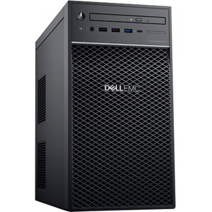 "Servidor Dell PowerEdge T40 / Chassis para 4 discos de 3.5"" / Procesador Intel Xeon® E-2224G 3.5GHz, 8M cache, 4C/4T, turb"