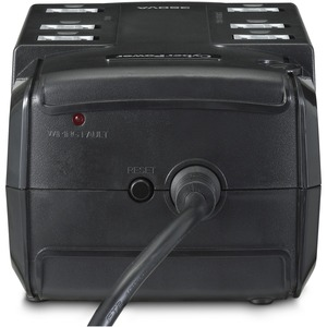 CyberPower Standby CP350SLG 350VA Desktop UPS - Desktop - 8 Hour Recharge - 2 Minute Stand-by - 110 V AC Input - 120 V AC