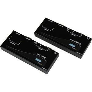 StarTech.com USB VGA KVM Console Extender over CAT5 UTP (500 ft) - 2 Computer(s) - 1 Local User(s) - 1 Remote User(s) - 15