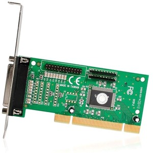 StarTech.com 2 Port PCI Parallel EPP/ECP Adapter Card - PCI - 2 x Number of Parallel Ports Internal