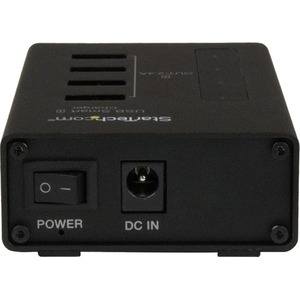Estación de Carga USB de 4 Puertos - 48W/9.6A StarTech.com ST4CU424