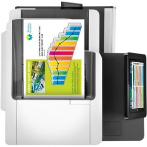 HP PageWide EnterpriseColor MFP 586dn 50ppm