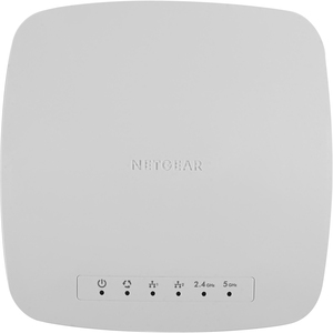 Punto di accesso wireless Netgear WAC510 - IEEE 802.11ac - 1,20 Gbit/s - 2,40 GHz, 5 GHz - Tecnologia MIMO - 2 x Rete (RJ-