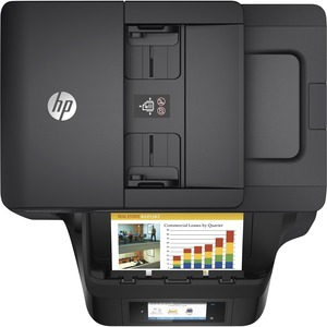 HP Officejet Pro 8725 aio 24ppm 1200dpi A4