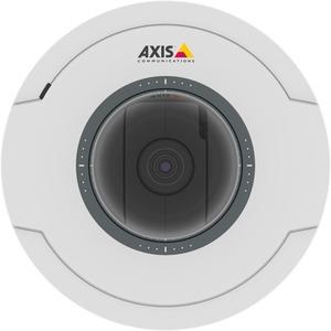AXIS M5054 920 Kilopixel HD Network Camera - Colour - Dome - MJPEG, H.264 - 1280 x 720 - 5x Optical - CMOS - Ceiling Mount