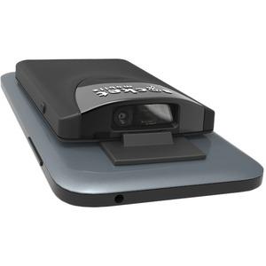 Socket Mobile SocketScan S840 Handheld Barcode Scanner - Wireless Connectivity - Black - 495 mm Scan Distance - 1D, 2D - I